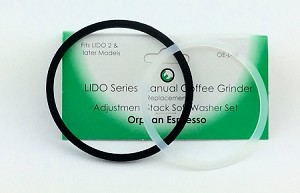 OE LIDO Series Adjustment Stack Soft Washer Set
