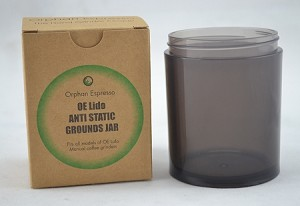 OE LIDO Anti-Static ABS Plastic Grounds Jar