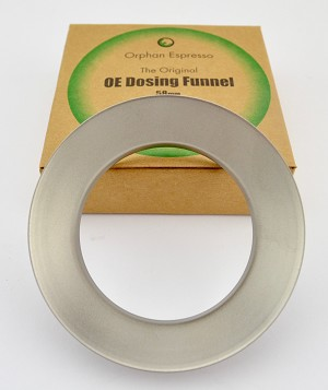 OE Stainless Steel Dosing Funnel ™ - 58mm